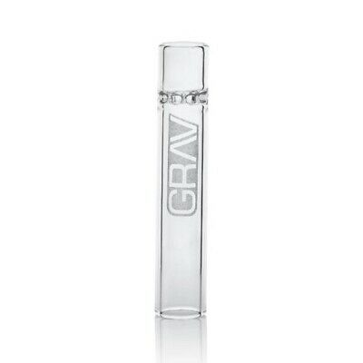 GRAV Labs 16mm Octo-Taster Chillum w/ Built-In Glass Screen — Buy More Save More