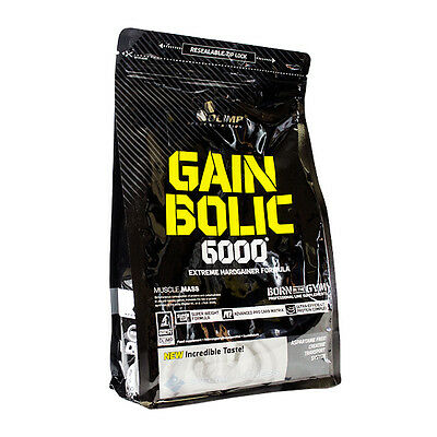 Extreme Weight Gainer (Olimp Gain Bolic 6000 (Extreme Mass Weight Gainer), 1kg Beutel)