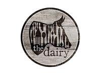 Kitchen Porter - The Dairy - Clapham