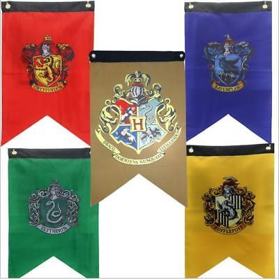 Harry Potter Gryffindor Slytherin Ravenclaw Hogwarts College House Banners - Ravenclaw Banner