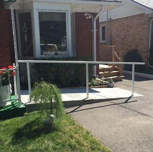 Custom Steel Handrail in the front of your home Kitchener / Waterloo Kitchener Area image 4