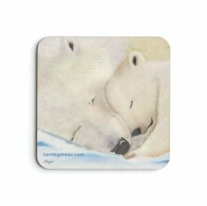 Polar bears - coaster