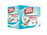 Almost full box of puppy training pads
