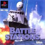 Battle Stations - PS1 + Garantie