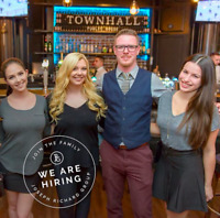 Serving Opportunity at Townhall Public House