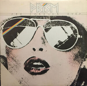 PRISM Vinyl LP - 1978 - their 2nd album