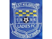 LADIES FOOTBALL - EAST KILBRIDE THISTLE LADIES FC - COACHES/PLAYERS REQUIRED