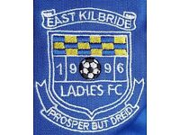 LADIES FOOTBALL - EAST KILBRIDE THISTLE LADIES FC - PLAYERS/COACHES REQUIRED
