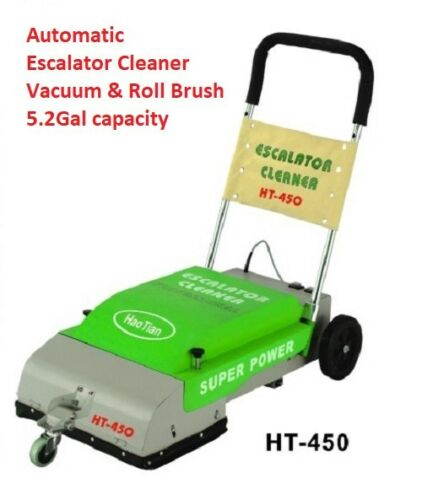 HT450 Escalator Automatic 20L 5.2Gal Vacuum Cleaner Rotating Brush