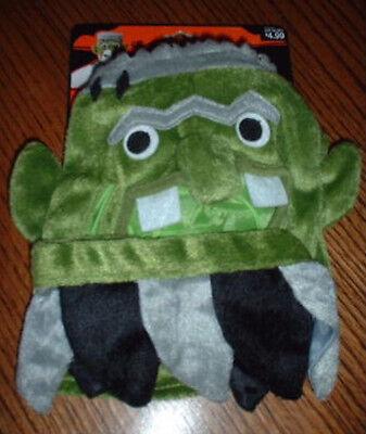 FRANKENSTEIN Pet COSTUME HAT & RUFF Dog 2pc NEW Collar MONSTER Halloween](Frankenstein Dog Halloween Costume)