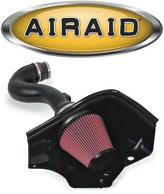 AIRAID 450-177 SynthaFlow Cool Air Intake System Kit 05-09 Ford Mustang 4.0L V6 Airaid Air Intake System Cool