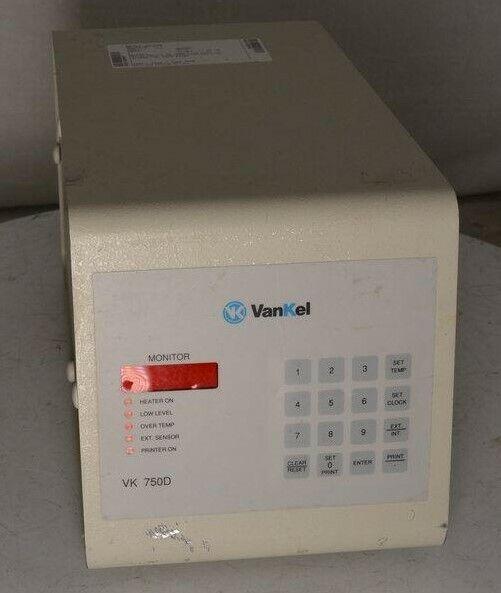 VanKel VK 750D 65-3000 Bath Heat Circulation Controller SEE NOTES