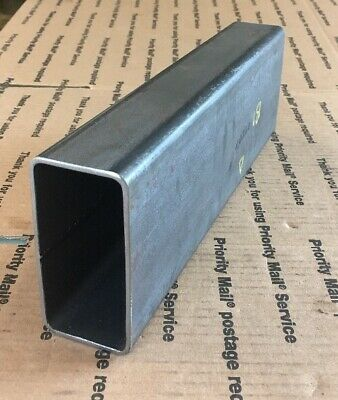 4 X 2 Steel Square Rectangular Tubing 18 Wall Bracing Support 12 Long Welding