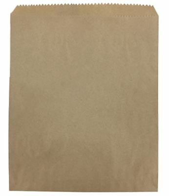 Brown Strung Kraft Paper Bags - 7x7 inches - Pack Of 1000
