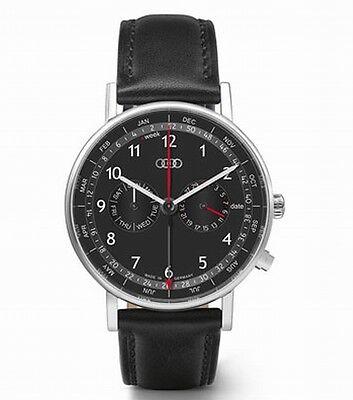 Original Audi Uhr, Business Uhr Kalenderwoche, Audi Armbanduhr