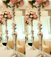 "gold Tall Candelabra 32"" Candleholder wedding centrepiece"