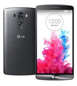 LG G3 Cellphone - Mint condition