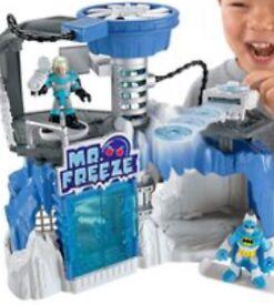 6 imaginext batman sets ideal Christmas present