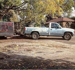 1990 Chevy 2500 2WD