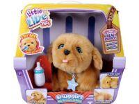 Little live pets snuggles BNIB