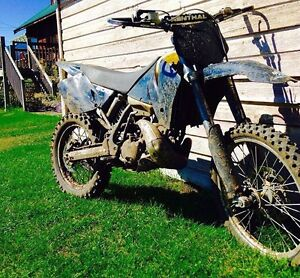 Ktm 200 trade for truck