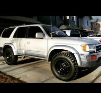 98 TOYOTA 4Runner 3.4L LIMITED