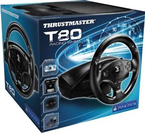 Volant (PS3/PS4) Thrustmaster T80