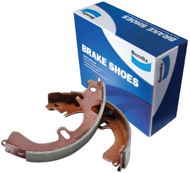 BENDIX Hand Brake Shoes Toyota Landcruiser 40 50 60 70 series BS1540 N1540