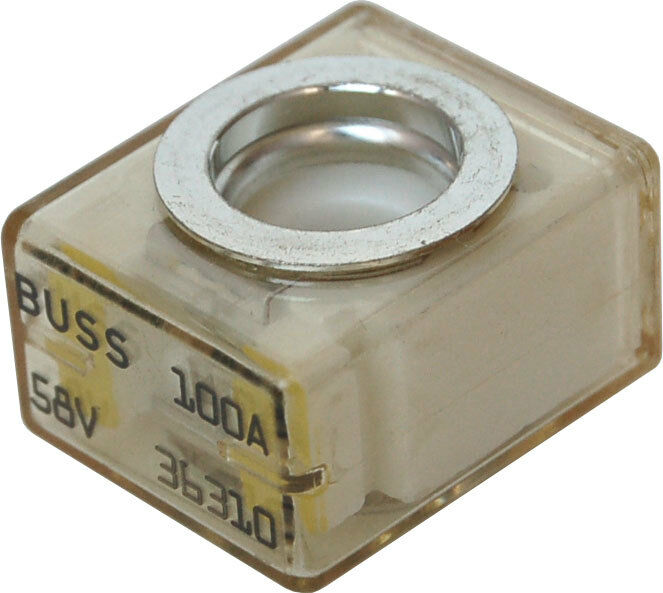 Blue Sea 5183 - 100 Amp Marine Rated Battery Fuse (MRBF) (OEM Cooper Bussman)