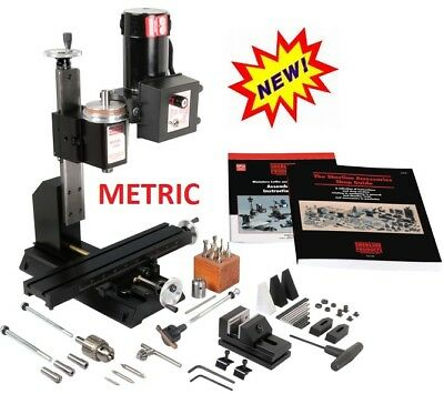5410a Metric Version Deluxe Mill Package A New See 5400a For Inch Version.