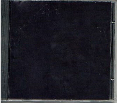 METALLICA BLACK ALBUM SEALED CD NEW