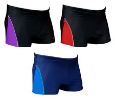 ACCLAIM Fitness Wollongong Boxer Trunks Boys Tie Cord Lycra Swimming Seconds