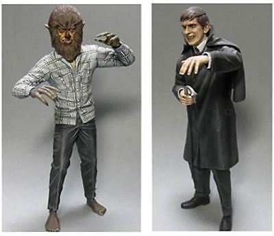 MPC 789 Dark Shadows Barnabas Vampire & Werewolf 1/8 Plastic Model Kit SPECIAL, used for sale  Shipping to Canada