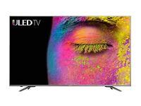 Hisense 55N6800 ULED 4K HDR TV - 55 Inch