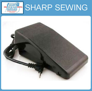 FOOT-CONTROL-PEDAL-amp-POWER-CORD-SEWING-87532-YC-485EC-SINGER-7422-CE100