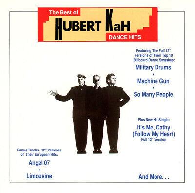 The Best of Dance Hits by Hubert Kah (CD, Mar-1990, Curb) NEAR MINT!!