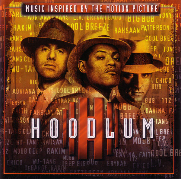 Hoodlum - 1997 Music Inspired By The Motion Picture Soundtrack CD