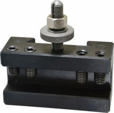 Aloris Series Ca Number 1 Turning Facing Tool Post Holder 4-12 Inch Over...
