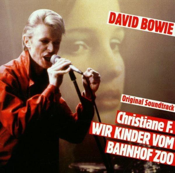 """DAVID BOWIE/OST """"CHRISTIANE F...."""" SOUNDTRACK CD NEU"""