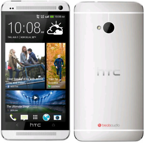 HTC One M7 - Turns on - cheap phone