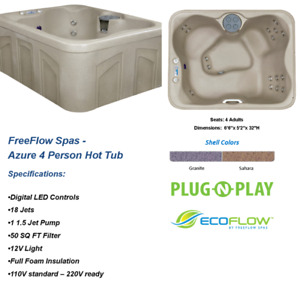 HOT TUB SALE!!! By now and SAVE