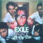 cd promo - Exile Parade - Hit The Zoo