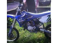 yz 85 cc small wheel