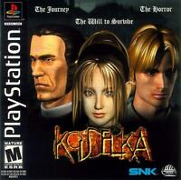Looking for koudelka on Playstation 1