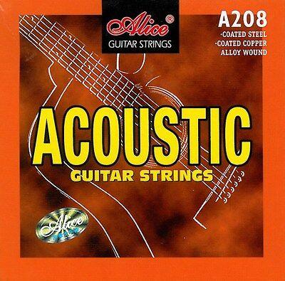 Gitarrensaiten Set A208-L 012-053 für Westerngitarre Akustikgitarre