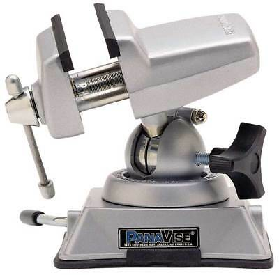 2-12 Light Duty Multi-angle Vise With Vacuum Base Panavise 381