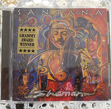 Great Latin American/Spanish CD - Santana - Shaman 2002 JG1 Blacktown Area Preview