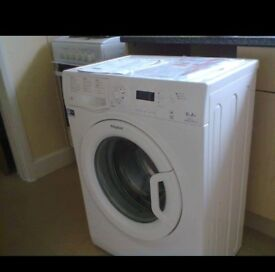 New never been used!!! Hot point washing machine