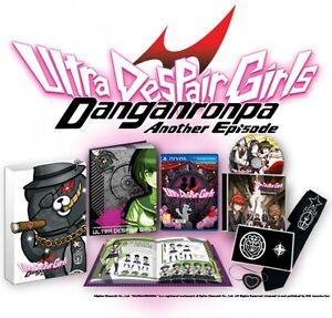 Danganronpa Another Episode: Ultra Despair Girls Ltd. Ed. - $100