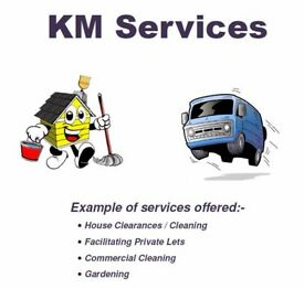 Reliable & Trust Worthy House Clearance & Cleaning Specialists